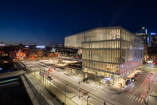 Deichman Main Library, Oslo