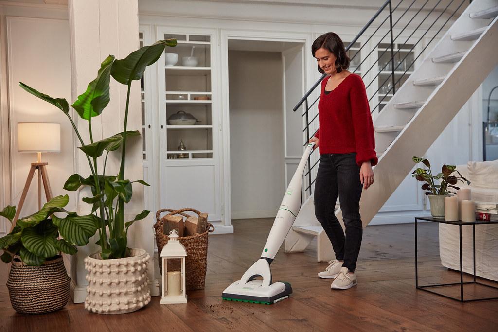 圖一:德國百年家電品牌福維克「VB100無線清潔系統」新登場,三大產品亮點,完美助攻居家整潔! (1)