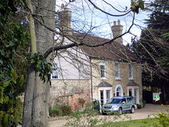 Photo of Circa 18th century - The Old Rectory in Broughton, Milton Keynes 15Apr21. Grade II listed.
