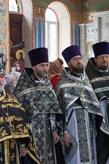 День Архиерейской хиротонии правящего Архиерея