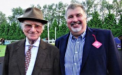 Sir Peter O'Sullevan & Bob Ellis