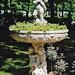 Trani, Villa Comunale, fountain