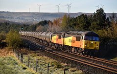 Photo of 59094-56105 6M32 Lindsey-Preston Docks bitumen, Rishton 15.04.2021