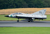 SE-DXP Swedish Air Force (Historic Flight)