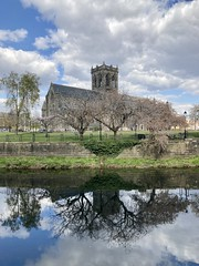 Photo of Paisley reflections