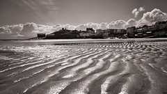 Photo of Tenby from North beach