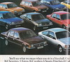 Vauxhall Range (1981 models)