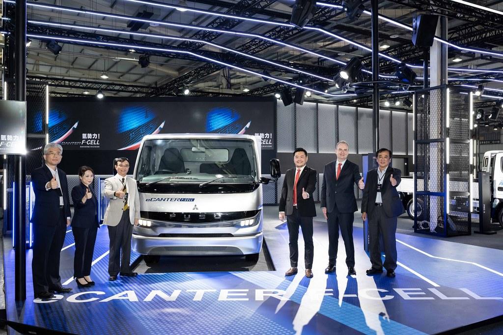 圖四、FUSO總代理台灣戴姆勒亞洲商車(DTAT)於415至418在台中國際展覽館盛大開展,力邀全民眾共襄盛舉。