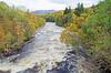 The river Tummel