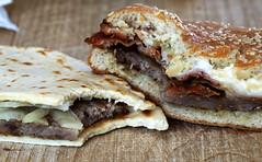 Piadina vs. Hamburger