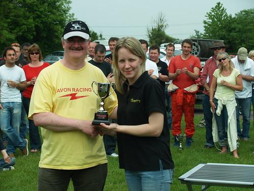 Paul Buckley Class E winner at Castle Combe 2009