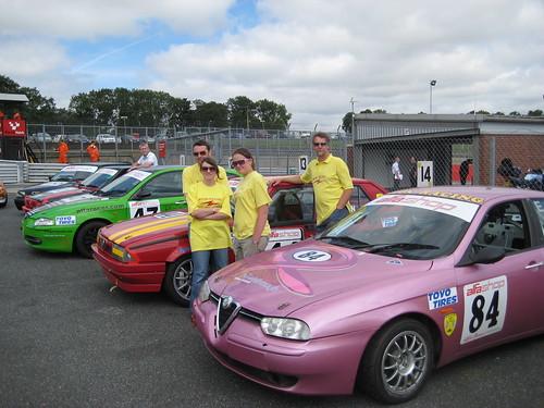 Avon Racing at Brands 2009