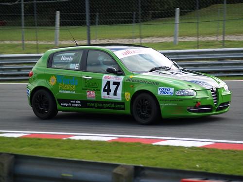 Graham Heels 147 at Brands Hatch