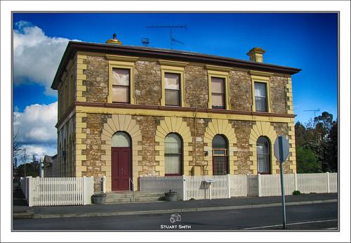 Former National Bank, Riddoch Street, Penola, South Australia