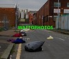 Rubbish Fly tipped On Manchester St
