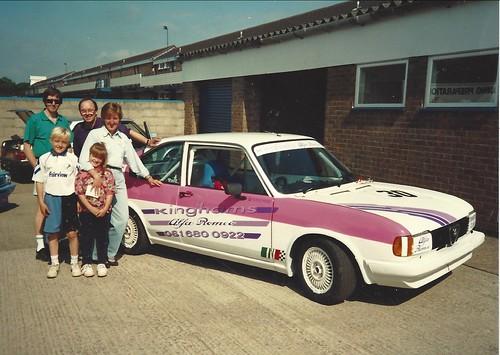 Yvonne Mayne Sud was a family affair