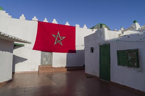 Shrine of Sidi Abderrahman, 20.03.2015.