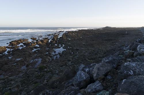 Coast of Atlantic Ocean, 20.03.2015.
