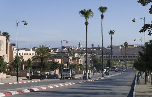 Mohammed VI Avenue, 21.03.2015.