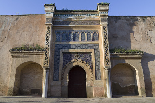 Gate of Royal Palace, 21.03.2015.