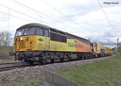 Photo of 56302 + DR73110 + DR77908