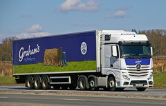 Photo of MB Actros - GRAHAM'S Stirling
