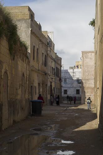 Street at Portuguese City, 19.03.2015.