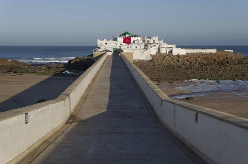 Islet of Sidi Abderrahman, 20.03.2015.