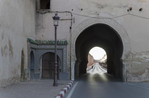 Gate over Bab Marrah Avenue, 21.03.2015.