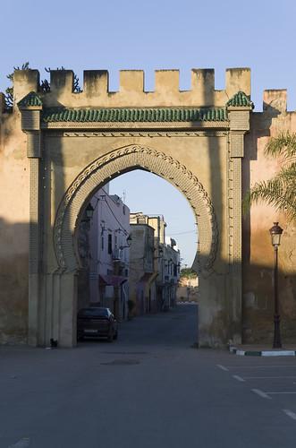 Bab Moulay Ismaïl, 21.03.2015.