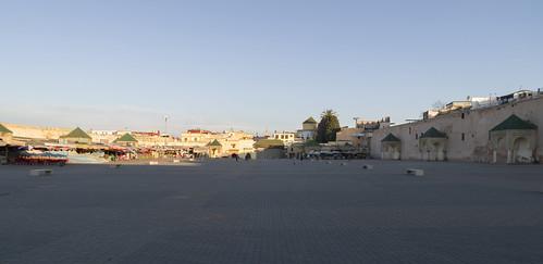 El Hedim Square, 21.03.2015.