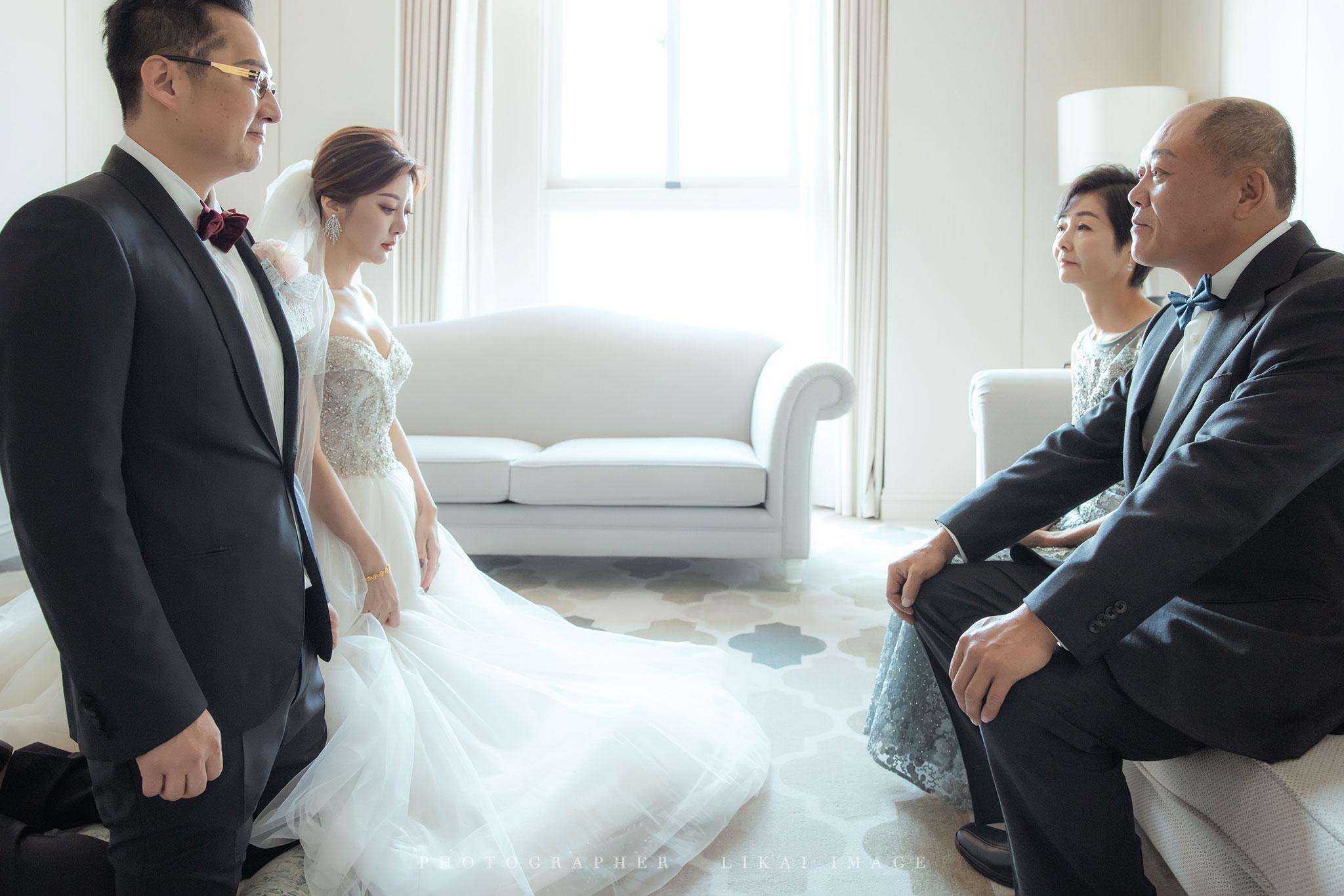 婚禮紀錄 - 欣怡 & 世門 - 萊特薇庭