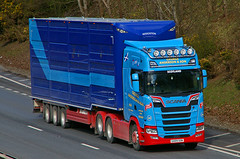 Photo of SCANIA S650 - GEORGE ANDERSON & SON Wishaw-