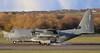17-5870 KING11 USAF Lockheed HC-130J Combat King II landing at Prestwick from Rota to escort 3 x U28S. 12/4/21