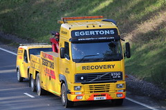 Photo of Y4 WSX VOLVO FH12 EGERTONS RECOVERY