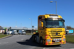 Photo of HY59 FVA MERCEDES BENZ ACTROS EGERTONS RECOVERY