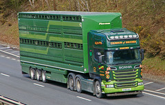 Photo of SCANIA R580 - THOMSON of SAUCHEN