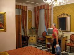 Villa Stucky room
