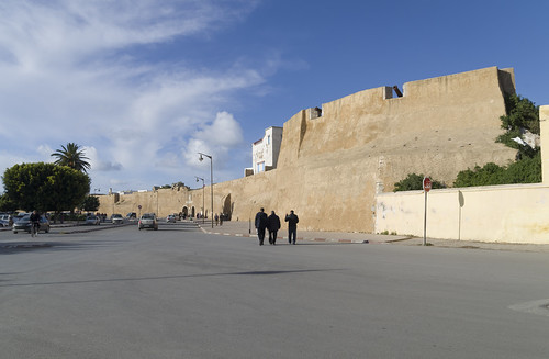 Wall of Portuguese City, 19.03.2015.