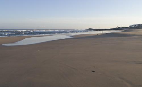 Beach of Atlantic Ocean, 20.03.2015.