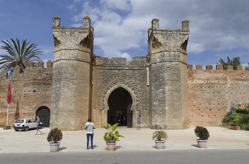 Gate of Chellah, 20.03.2015.