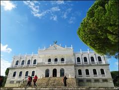 Palacio del Acebrón (Huelva) (Spain)