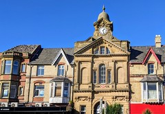 Photo of Clock tower at St Annes in Lancashire