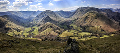 Photo of Martindale, from Hallin Fell