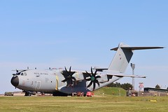 Photo of ZM418 Airbus A400M Atlas C1 at Royal Air Force Brize - Norton .