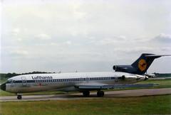 Photo of D-ABLI Lufthansa Boeing 727-230