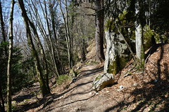 Chemin du Col des Contrebandiers