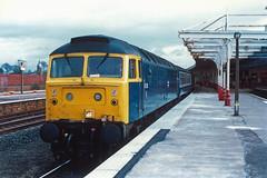 Photo of 47 530, Kilmarnock, 10-04-88
