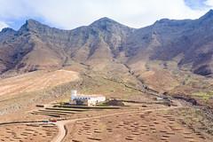 Casa Winter in Cofete on Fuerteventura, Canary Islands