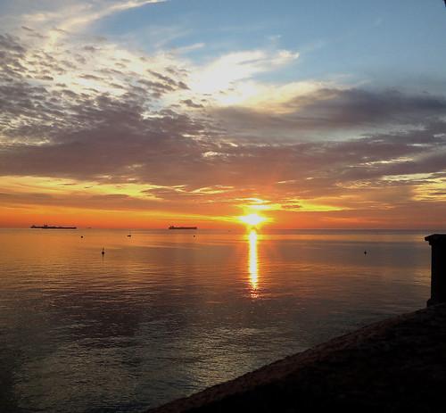 Miramare & Sunset
